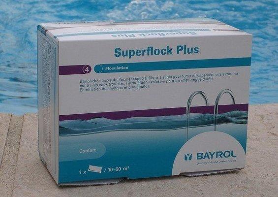 SUPERFLOCK PLUS BAYROL 1 KG