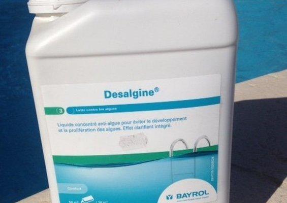 DESALGINE BAYROL ANTI ALGUES