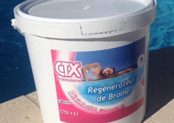REGENATEUR DE BROME CTX