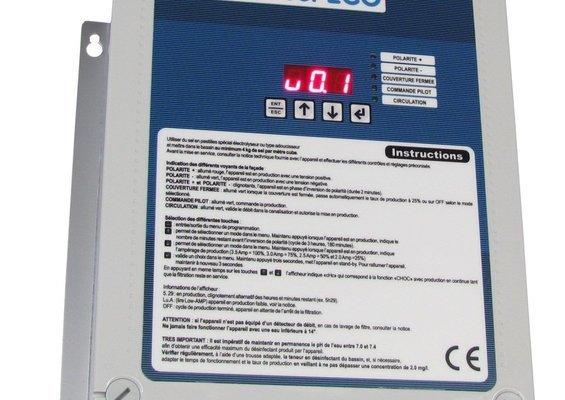ELECTROLYSEUR DE SEL - AQUAPHIL