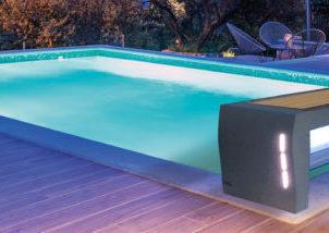 Couverture piscine prestige 600 x 214