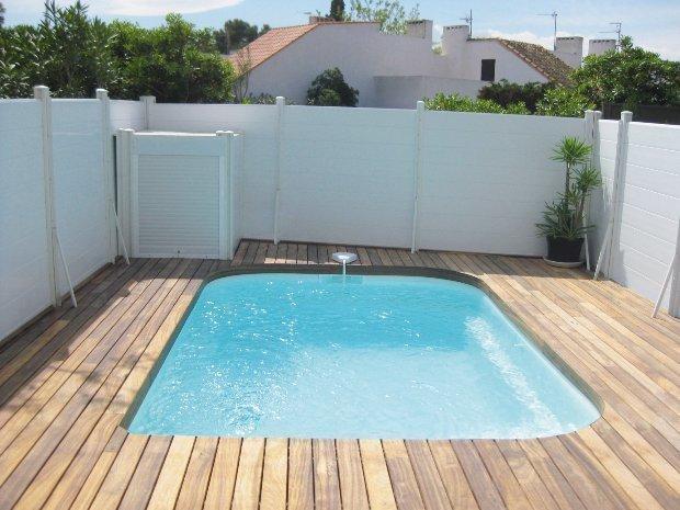 Les avantages de la mini piscine